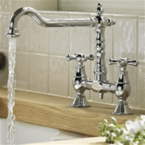 Kitchen Taps & Mixer Taps From £24.95   Victorian Plumbing