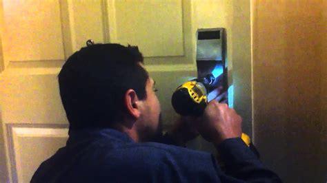 vingcard lock red light unlocking a broken onity door lock youtube