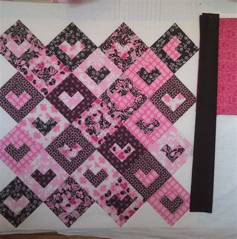 Black And Pink Quilt by 1000 Images About Quilts Black And Pink On
