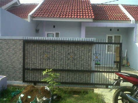 jual rumah  murah jutaan komplek puri indah