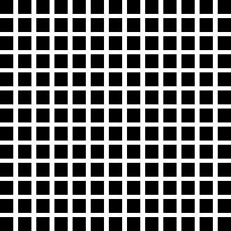 ilusiones opticas grises ilusion optica 191 puntos grises planeta curioso
