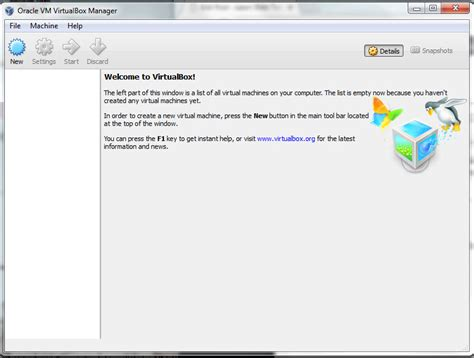 tutorial oracle vm virtualbox manager learn how to install virtualbox learn web tutorials