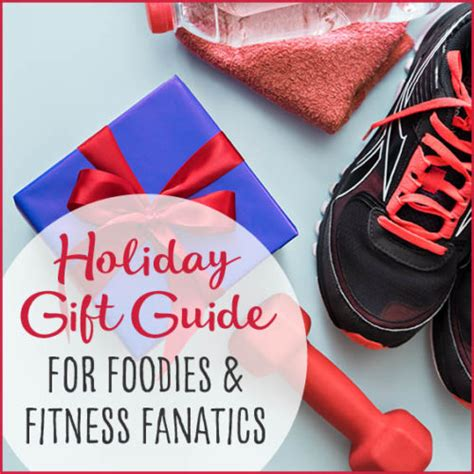 holiday gift guide for fitness lovers get healthy u