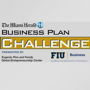Fiu Mba Entrepreneurship by Miami Herald Business Plan Challenge Biznews
