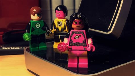Lego Sapphire Minifigure the world s newest photos of lantern and lego flickr