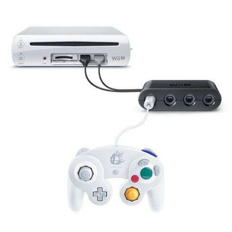Adaptor Wii wii u gamecube adapter import from japan