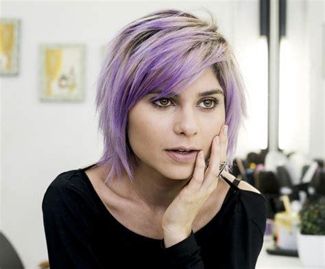 lala pink cortes de cabelo julianne trevisol pinta os cabelos de lil 225 s para o gshow
