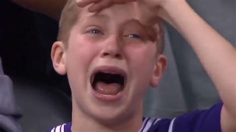 Crying Meme - crying northwestern kid best march madness meme what s