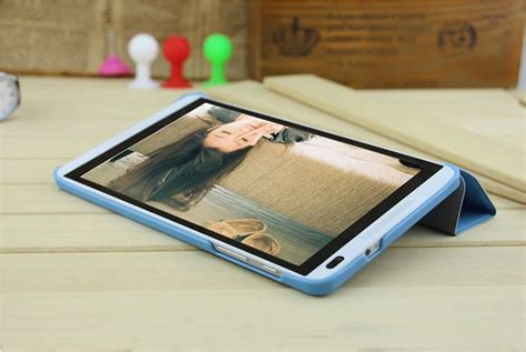 Cover For Huawei M1 8 0 1 2014 news leather cover huawei mediapad m1 8 0 inch original for tablet pc huawei m1cover