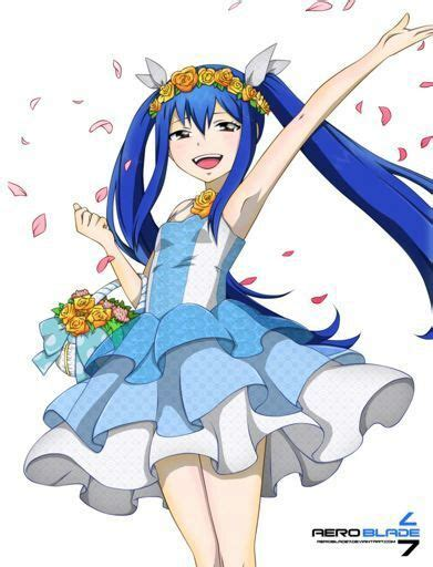 Anime Fairy Tail Wendy Wendy Marvell From Fairy Tail Anime Amino
