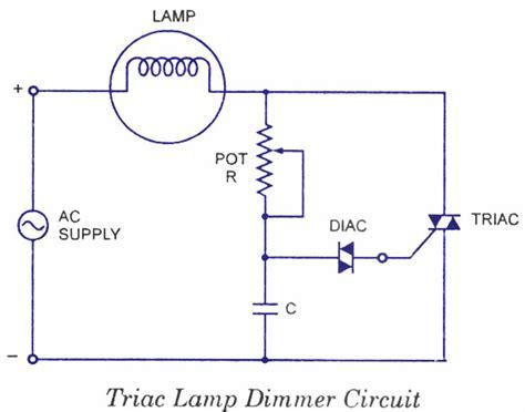 triac diagram controlling triac using digital pot for a 220v 500w dimmer