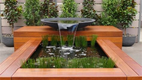 Garten Ebenen Gestalten by 36 Ideen F 252 R Wasserspiele Im Garten Oase F 252 R Die Sinne
