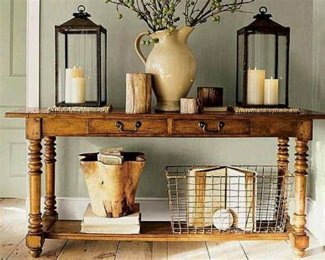 Ideas For Console Table With Baskets Design Sofa Table Wall Mounted Tv Open Floor Plan Great Room Entry Ways Home