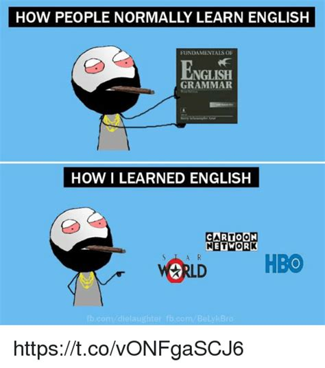 Learn English Meme - 25 best memes about learn english learn english memes