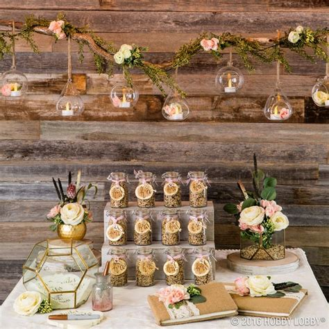 Hobby Lobby Wedding Decorations by 17 Best Images About Diy Wedding Ideas On Le