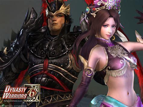 Dynasty Warrior Koei Lubu image gallery lu bu
