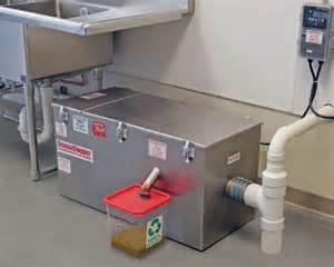 Kitchen Grease Trap Design automatic grease interceptors small greasestopper