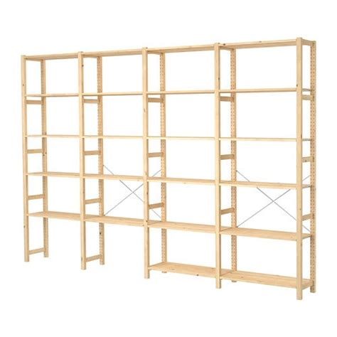 ikea shelves ivar 4 sections shelves ikea