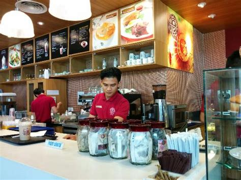 Makanan Di The Coffee Bean the coffee bean tea leaf jakarta ulasan restoran tripadvisor