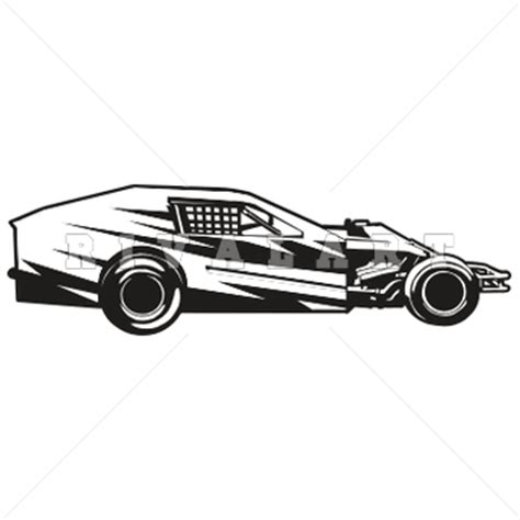 Modified Clip by Modified Race Car Clipart