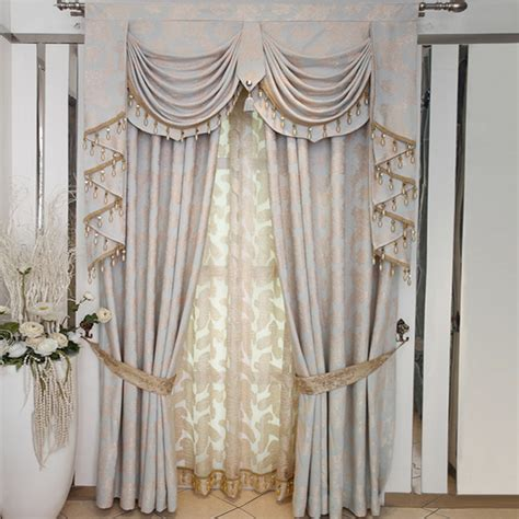 Asian Drapes customized curtains in white color asian curtains san francisco by ulinkly