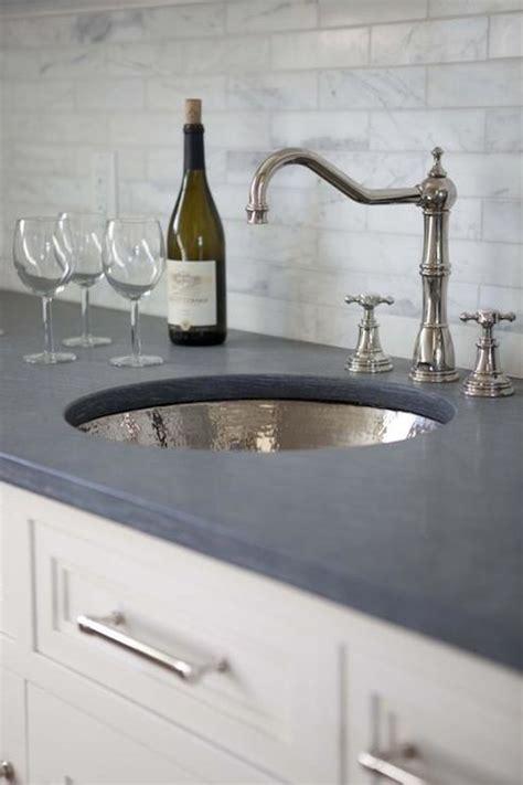 Concrete Countertop Backsplash Milton Development Kitchens Concrete Countertops