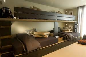Bedroom Designs For Bunk Beds by Unique Bunk Beds Kids Rustic With Bunk Beds Guest House Beeyoutifullife Com