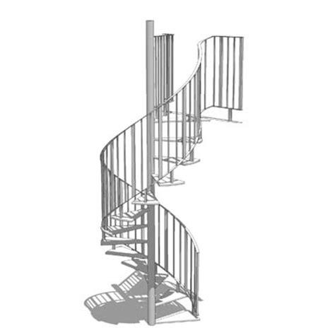 Modern Bedroom Ceiling Lights Spiral Staircase 3d Model Formfonts 3d Models Amp Textures