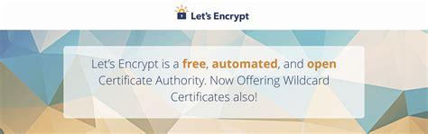 lets encrypt wildcard ssl certificate  certbot