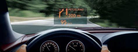 augmented reality windscreens ebuyer