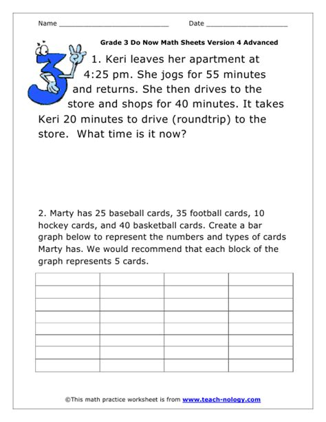 time word problems grade 3 printable elapsed time word