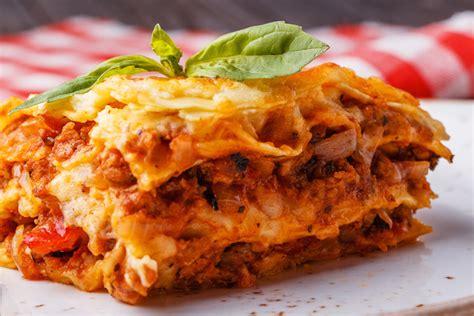 come cucinare le lasagne lasagne al forno 5 errori da non fare