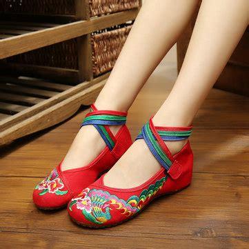 Leka Handmade Big Size Flat Shoes Big Size Janes Style Flat Loafers Flower