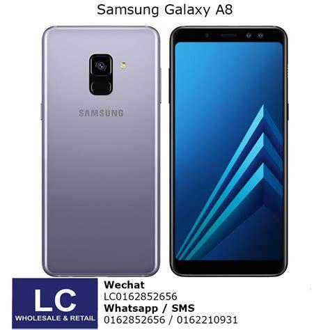 Samsung A8 Lelong samsung galaxy a8 2018 4gb 32gb orchi end 2 1 2019 9 15 pm