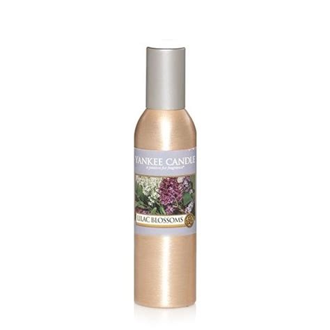 White Barn Candle Room Spray by Yankee Candle Lilac Blossoms Concentrated Room Spray