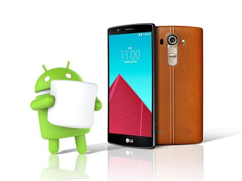 next android update lg g4 set to receive android 6 0 marshmallow update starting next week ndtv gadgets360