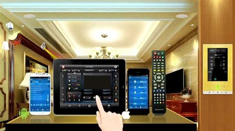 the new and amazing ctp home automation panel by smart g4