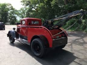 1933 dodge model h 44 2 ton wrecker tow truck for sale