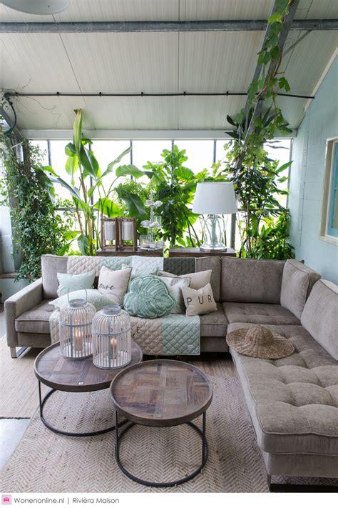 riviera maison interieur muur rivi 232 ra maison woontrends 2018 groen
