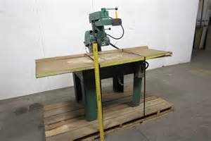 rockwell delta 12 quot radial arm saw 480v only w manual