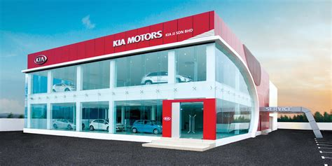 Six Car Garage naza kia opens fourth red cube outlet in johor bahru