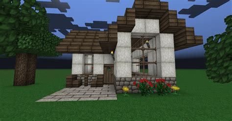 Small Homes Minecraft Small House Minecraft Project