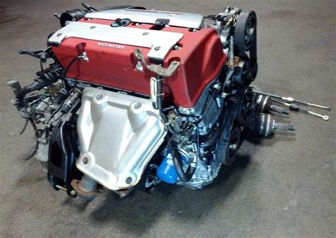 jdm honda acura rsx dc5 k20a type r engine with lsd 6