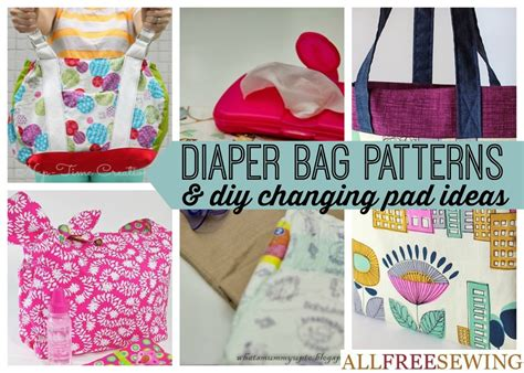 Charitable Idea Garners Baby Bag by 26 Bag Patterns And Diy Changing Pad Ideas