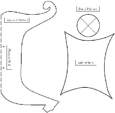carabelas de cristobal colon para armar barco pirata para imprimir barco pirata sin bandera