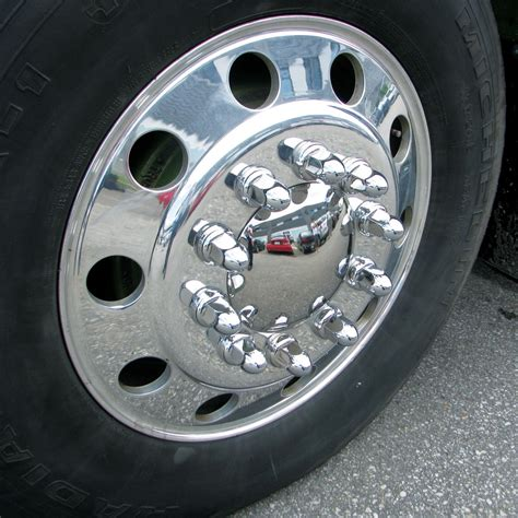 mm nut cover  flange chrome plastic nut covers nut covers wheel accessories