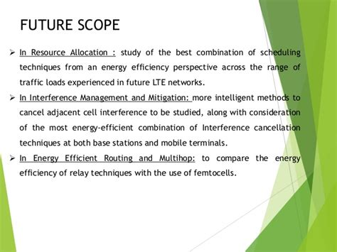 Future Scope Of Mba In Power Management by Green Radio Communication