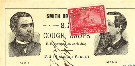 Smith Brothers by 1898 Revenues Cancel For December 15 Smith Brothers Cough Drops