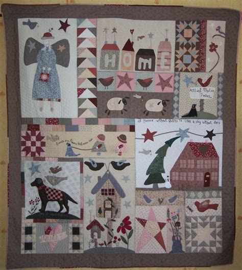 Country Patchwork - quilt country photo de patchwork le de laurence