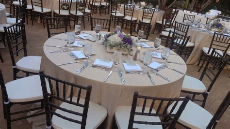 table and chair rentals san antonio a table dpc event services